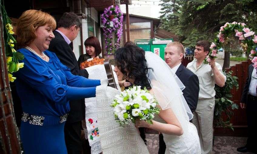 Благословление от матери сыну перед свадьбой видео