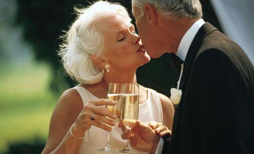 60 годовщина свадьбы
