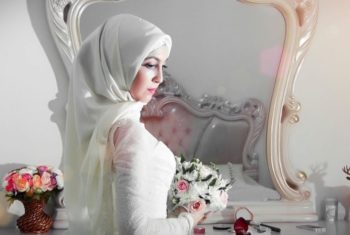 Невеста в Чечне