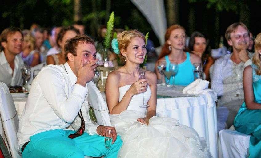 Поздравления на свадьбу в одну строчку