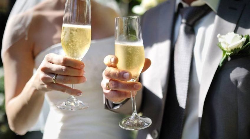 Поздравление молодых в день свадьбы родителями невесты фото 835