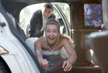 Креатив на выкупе невесты