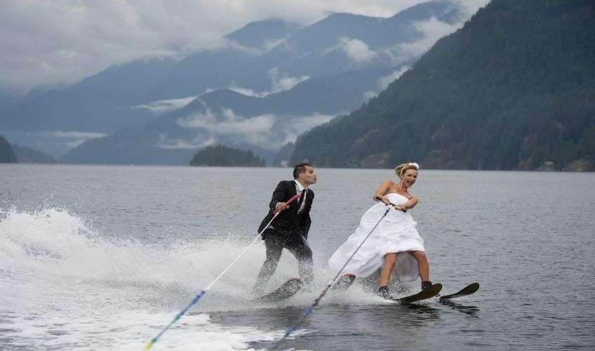 Исполнение мечты на свадьбе