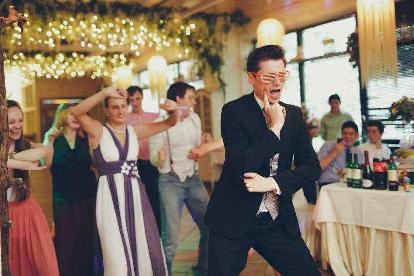 Программа свадьбы для ведущего