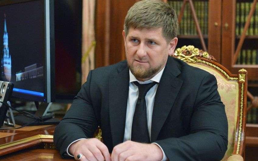 Глава Чеченской Республики