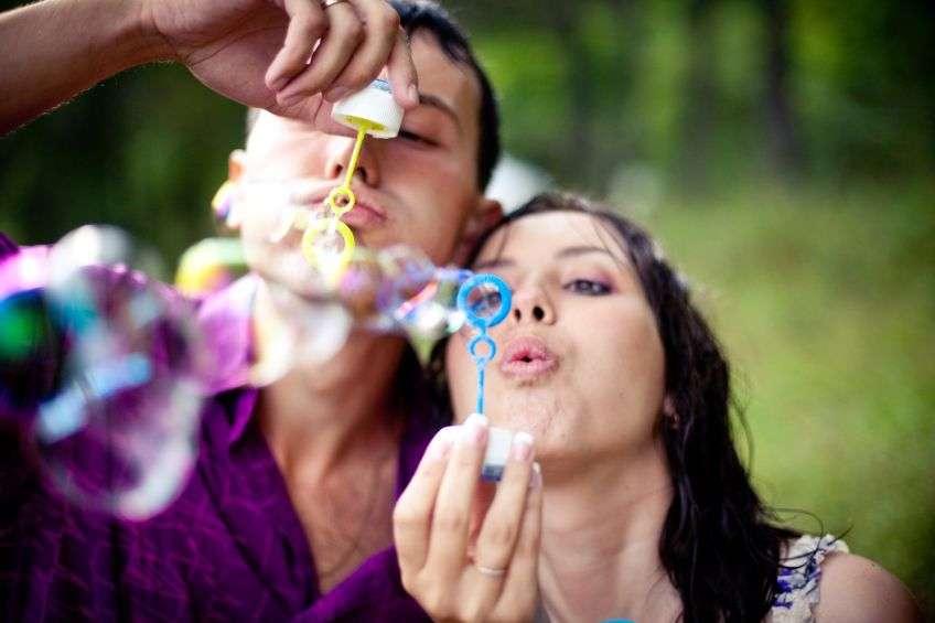 Конкурсы ко дню свадьбы дома