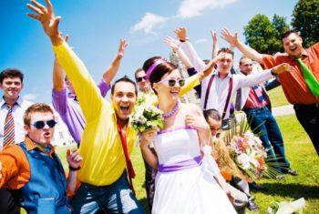 Конкурсы на второй день свадьбы