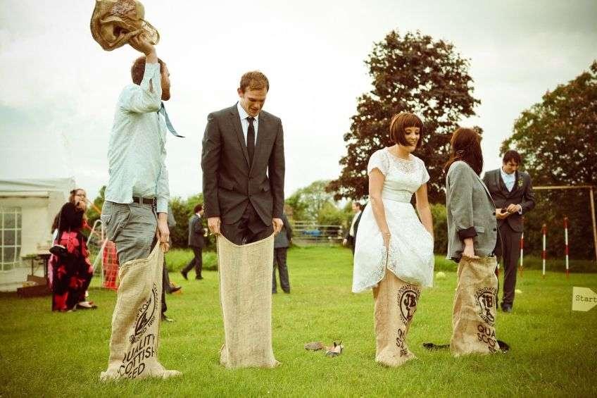 Конкурсы на свадьбу с музыкой