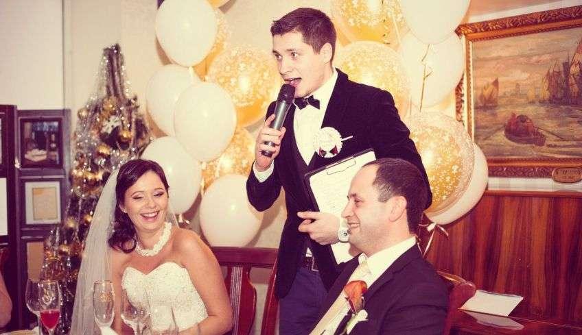 Сценарий празднования золотой свадьбы