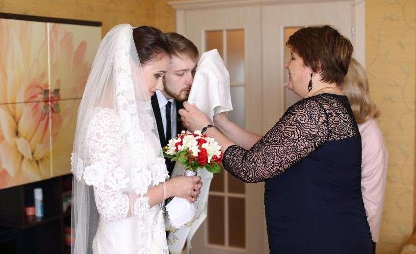 разрешение родителей на брак