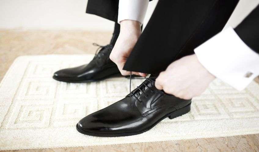 Подбор обуви для жениха