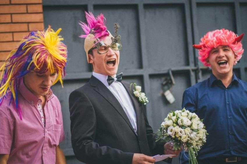 Оригинальные сценарии на выкуп невесты