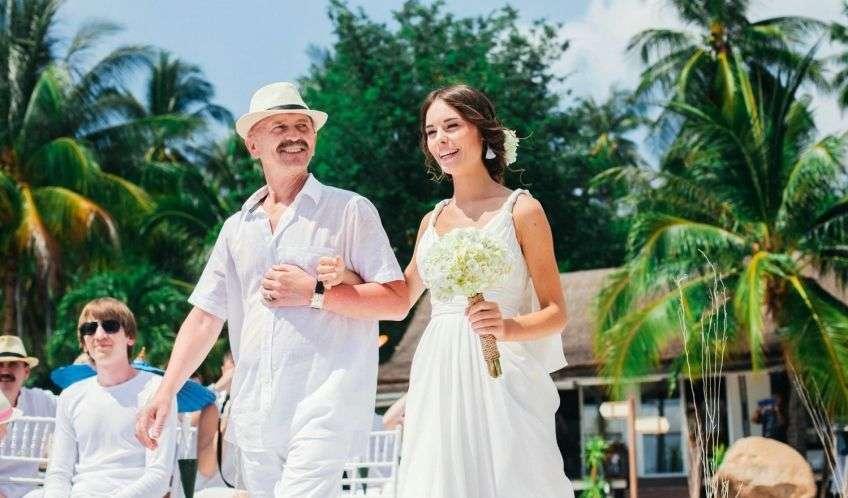 Обязанности родителей на свадьбе дочери