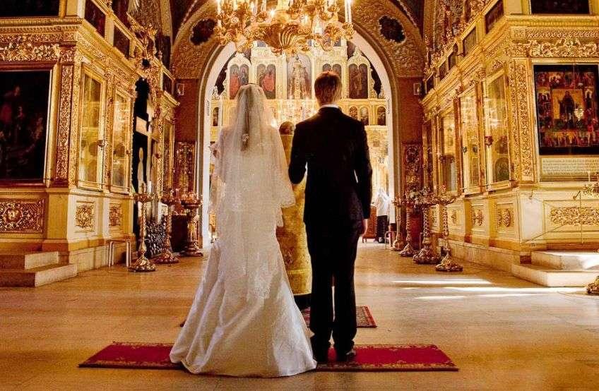 Венчание в деталях