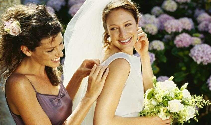 Как поздравить сестру на свадьбе