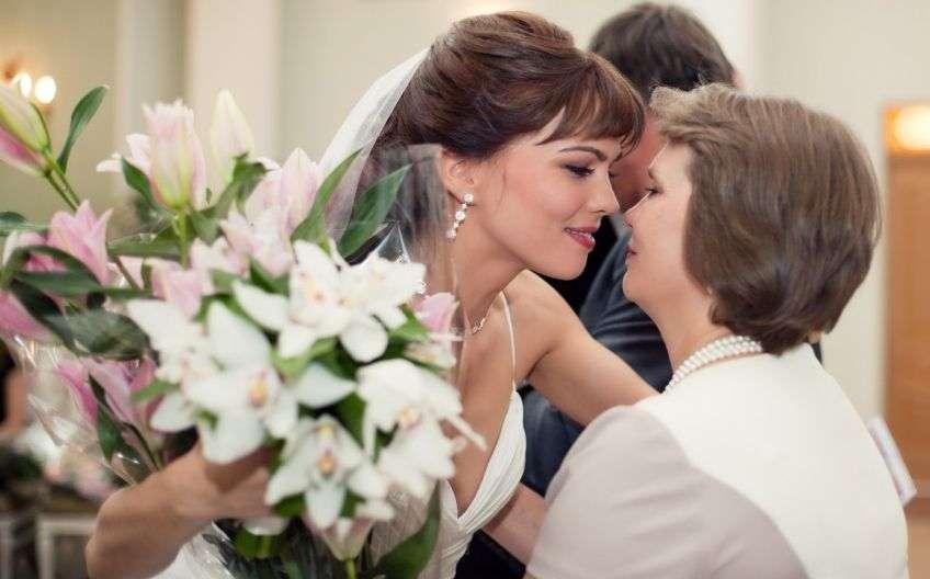 Поздравления от мамы жениха
