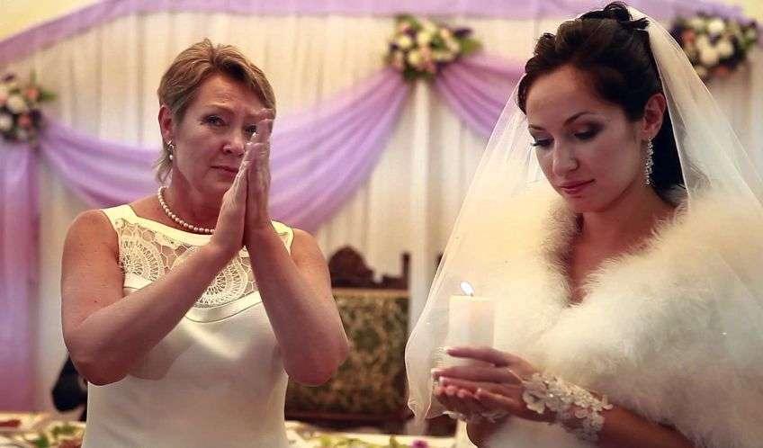 Поздравления мамы в прозе на свадьбе