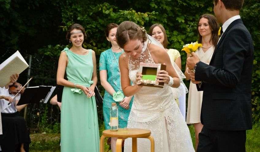 Оригинальное поздравление молодежное на свадьбу