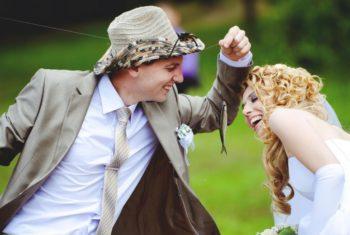 Примеры конкурсов на свадьбу