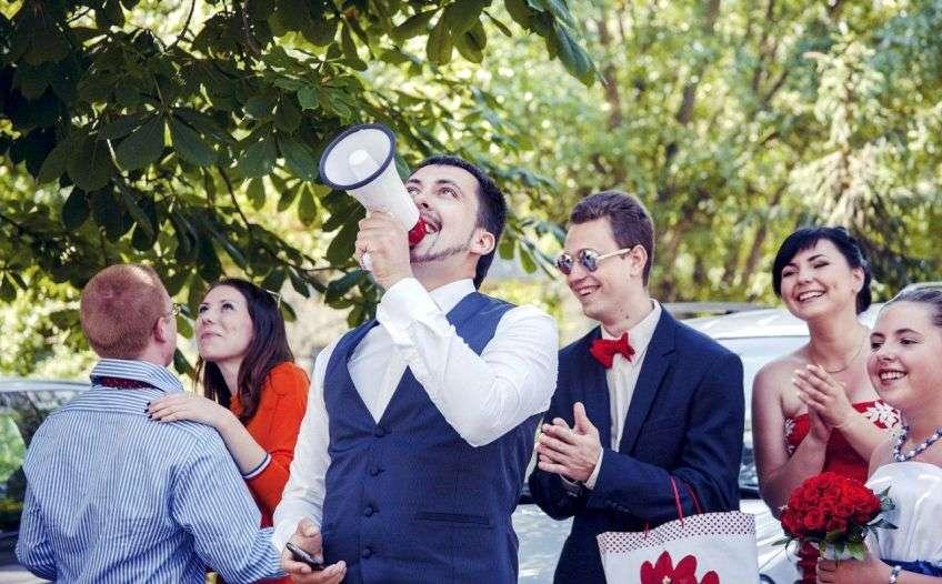 Оригинальный сценарий выкупа невесты для свидетельницы