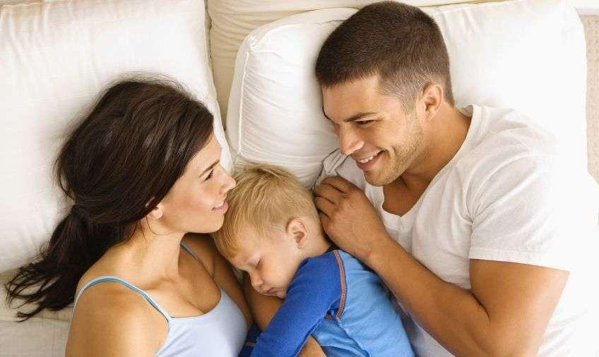 термобелье вполне совместный сон с ребенком за и против чем носить