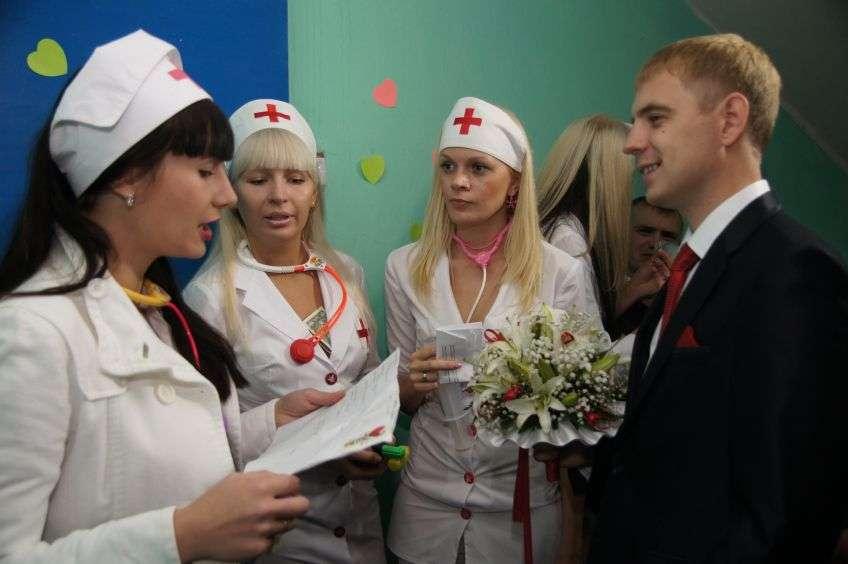 Традиционный выкуп невесты