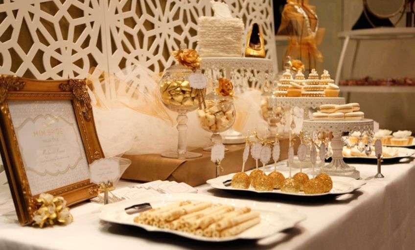Традиции золотой свадьбы