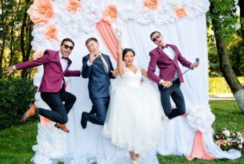 Проводим свадьбу без тамады