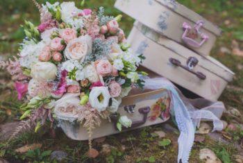 Букет на свадьбу для молодой