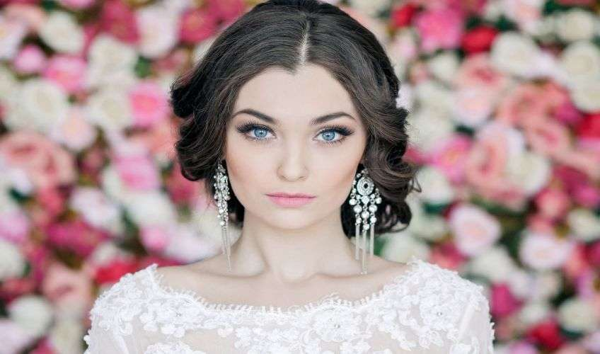 Макияж для невесты тюмень