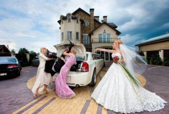 Веселые свадьбы - приоритет современных молодоженов