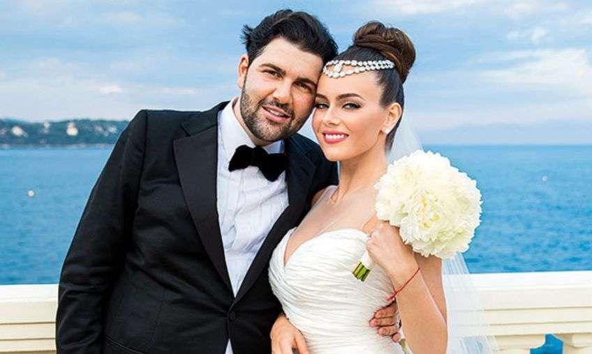 Виктория Крутая и Давид Беркович