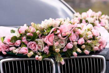 Фантазии на свадебную машину