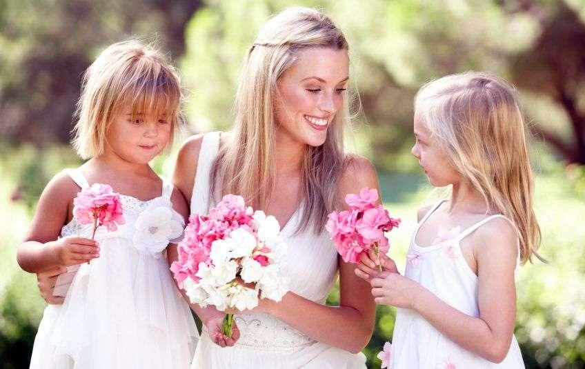 Тосты мамы для дочери на свадьбу от мамы
