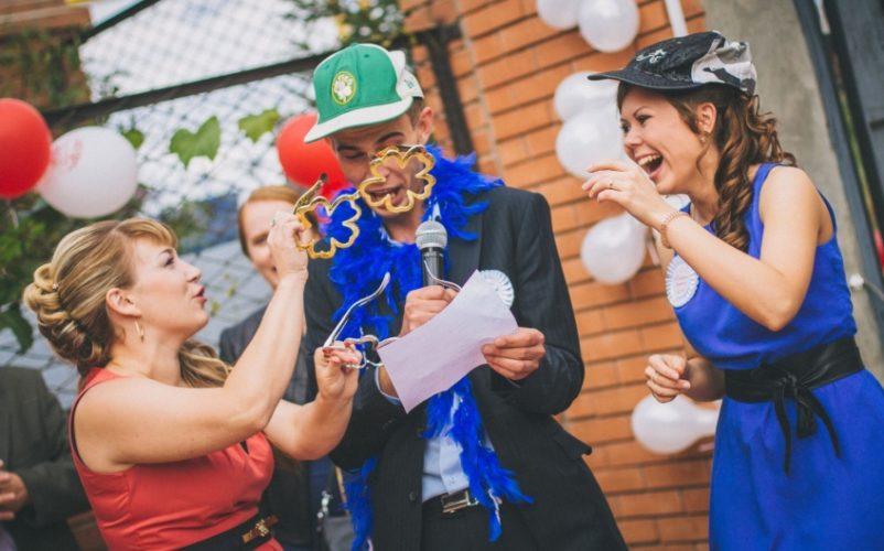 Конкурсы на выкуп невесты в прозе