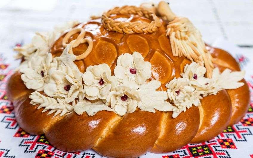 хлеб как неотъемлемый атрибут сватовства