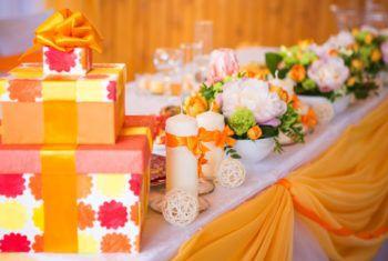 Организация янтарной свадьбы