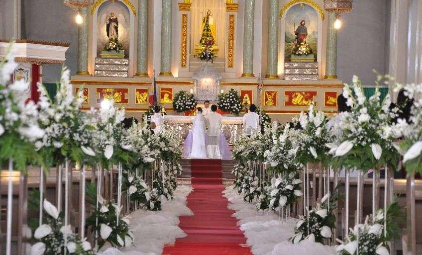 Цена на венчание в церкви