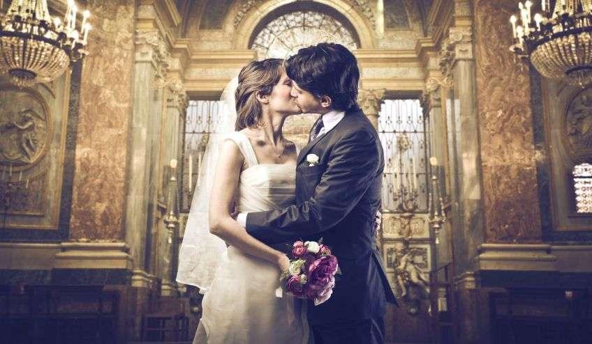 Поведение в храме на венчание