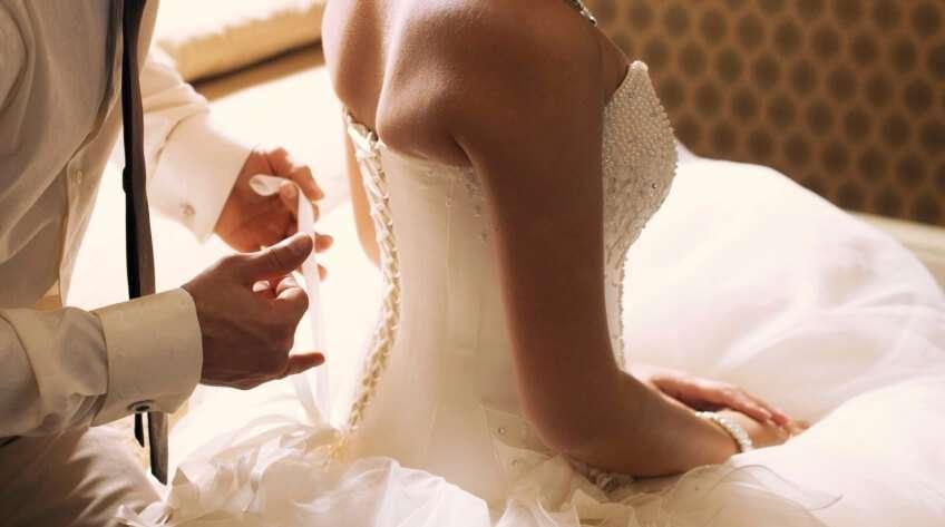 Ритуалы в ночь после венчания