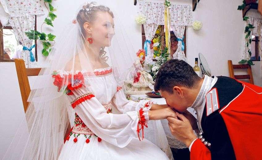 Конкурсы сватовство со стороны невесты