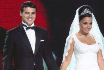 Ильхам Алиев танцует на свадьбе дочери