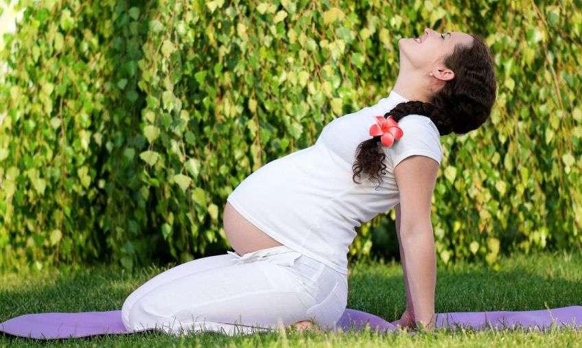 Обряд с яйцом на беременность