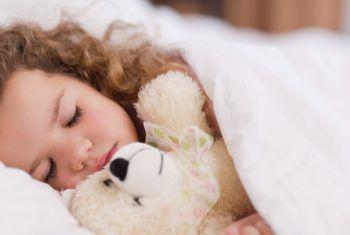 Молитва о детском здоровье