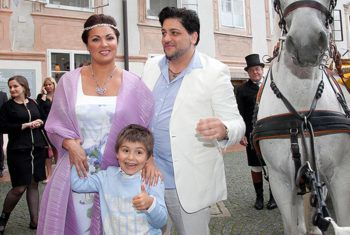 Свадьба Анны Нетребко