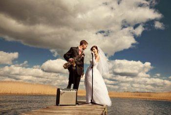 Заказать музыку на свадьбу