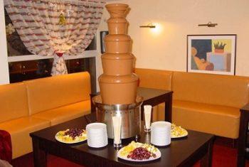 аренда шоколадных фонтанов