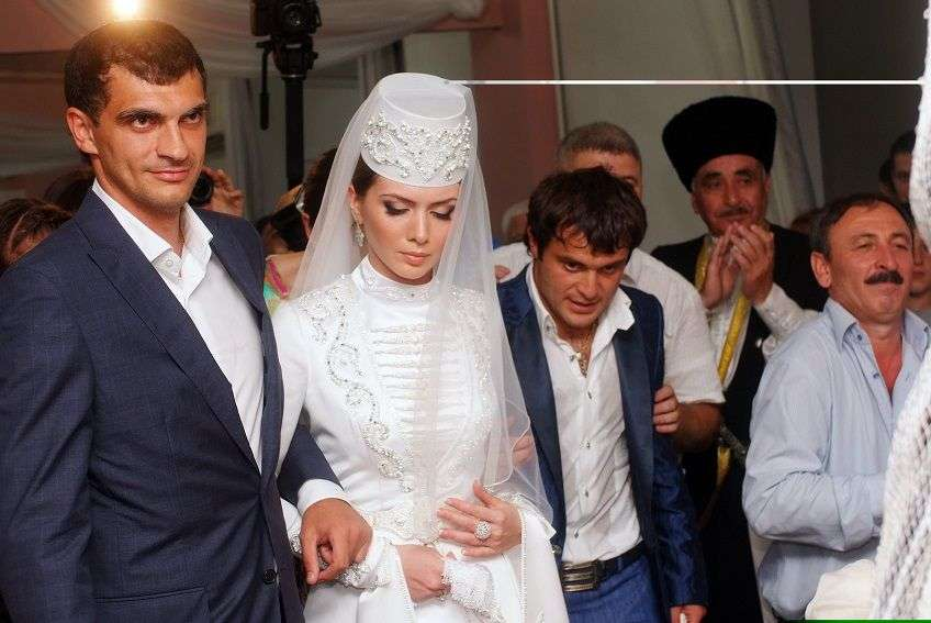 Свадьба в Осетии
