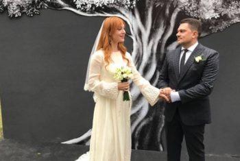 Свадьба Тарабаровой фото