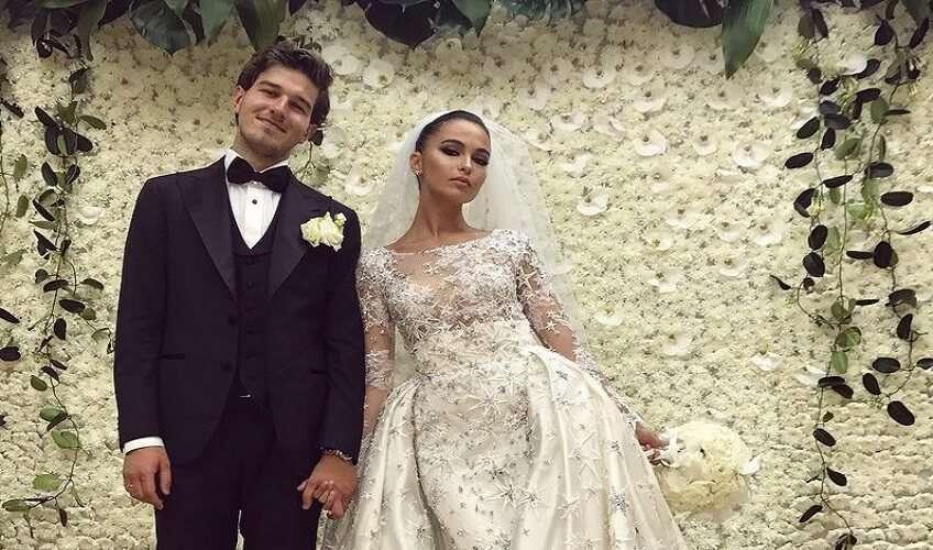 Дочь Турецкого Сарина свадьба